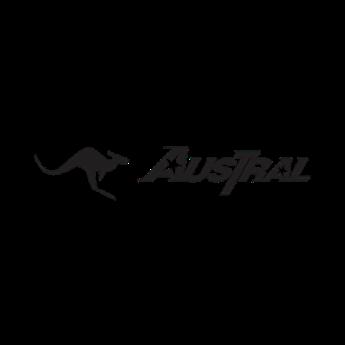Logo de la marca Austral